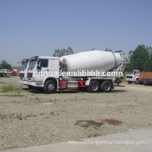 6X4 drive Sinotruk HOWO Concrete mixer truck /cement truck / powder truck