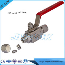 China best-selling high Pressure forged steel ball valve