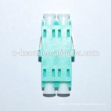 Adaptateur optique fibre optique Aqua Color OM3 LC