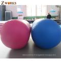 Conçu scientifiquement des rouleaux pneumatiques d'air de matériel de PVC gymnastique gonflable