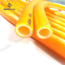 Fibre reinforcement flexible agricultural pvc spray hose