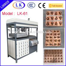 Machine de formation en plastique de boursouflure cosmétique de PVC