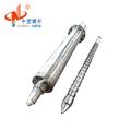 Injection pet screw barrel for bottle plastic molding machine