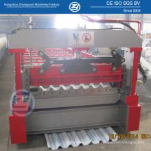 ISO Standard Steel Roll Forming Machine