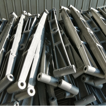 High quality Customized Iron Casting Engineering Parts