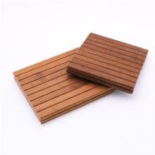 Anti-corrosion  brown bamboo decking