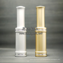 Garrafa de delineador Eyeliner recipiente de alumínio