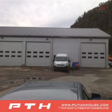 2015 Prefab Industrial Custormized Design Steel Structure Warehouse From Pth
