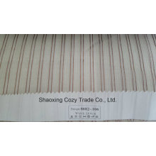 New Popular Project Stripe Organza Voile Sheer Curtain Fabric 0082106