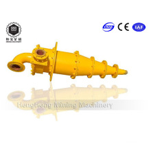 Hydrocyclone de classificateur d'équipement minier pour la séparation de sable