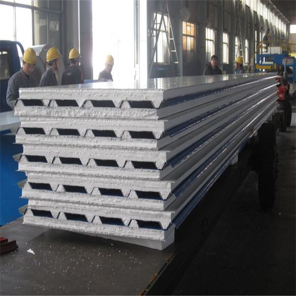 Styrofoam Sandwich Wall Panels