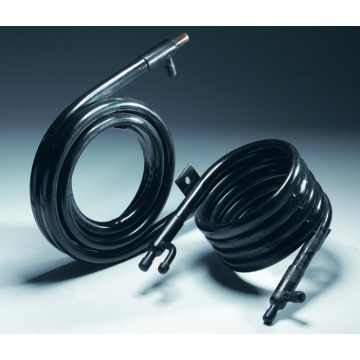 Intercambiador de calor coaxial