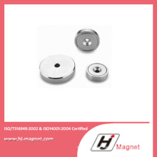Strong Ring NdFeB Permanent Magnet Manufactured in China Factory