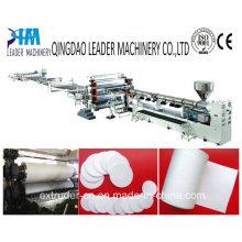 Plastic Cap Liner PE Micro Foam Sheet Extrusion Line