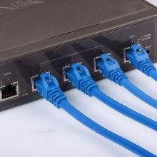 Câble réseau Ethernet CAT6 Gigabit Assembly