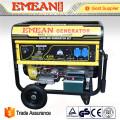 Небольшой бензиновый генератор 5kw двигателя YAMAHA малошумный бензиновый генератор
