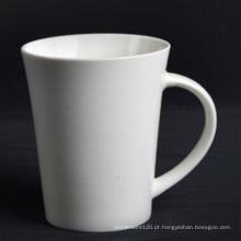 Super caneca de porcelana branca - 14CD24363