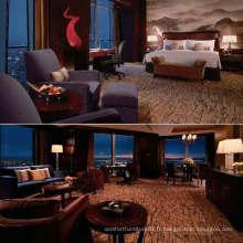 Meuble de chambre d'hôtel
