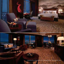 Mobiliário para quartos de hotel