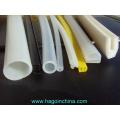 Custom Flame Retardant V-0 Grade Silicone Rubber Sealing Gasket for Vessel