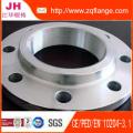 BS4504 Geschmiedeter Carbon Steel Raised Face Thread Flansch