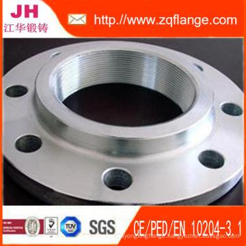 Custom Carbon Steel Flanges