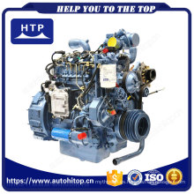 Precio barato 4 Stroke L Line Bus Diesel Engine Assy para WEICHAI WP4