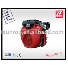 twin cylinder petrol engine -LT620