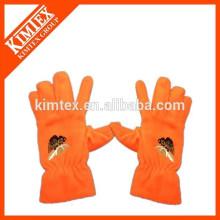 Broderie Logo Cheap Cheap Wholesale Fleece Gloves