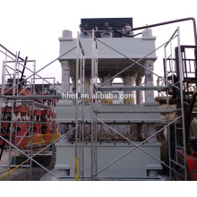 Attendre le dessin de la presse hydraulique, la machine de fabrication de la brouette, la machine à presser hydraulique