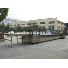 Automatic sealing lid machine for cup or bowls