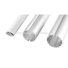 Venda quente Fábrica de alumínio rolo persianas componentes do trilho inferior