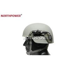 Support de lampe flash pour casque