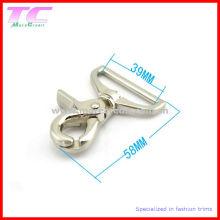 Vorhandene Form Metall-Swivel Snap Hook