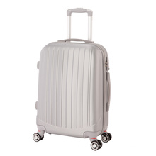 Fashion ABS Aircraft Wheels Travel Trolley Luggage