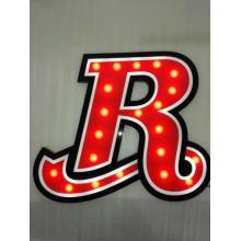 Rickards vintage led light sign