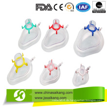 PVC Silikon Kleine Gesichtsmaske (CE / FDA / ISO)