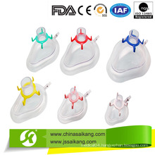 PVC Silicone Small Face Mask (CE/FDA/ISO)