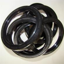 skeleton oil seal NBR/ MVQ/ FKM rubber seals