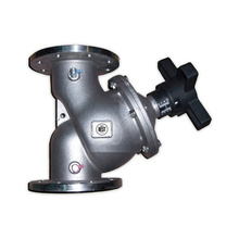 Stainless Steel Hydraulic Balancing Valve DN20