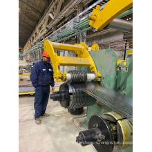Мини-продольная машина для высокоточной стальной полосы