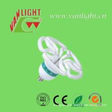 Bombilla de ahorro de energía lámparas CFL (VLC-FLRT-105W) ahorro de flor