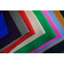 Tipos de tecido de lã em estoque pronto Face dupla escovado
