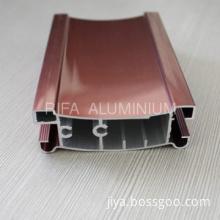 Aluminum profile for door/Aluminium door profile/cabinet door