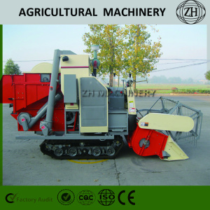 Low Fault Rate 1.2kg/s Combine Harvester