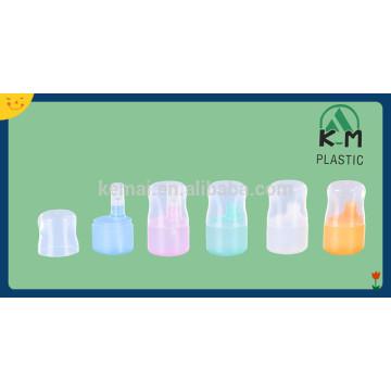Bouteille de pompe en plastique, bouteilles d'emballage cosmétique avec pompe 15-50ml