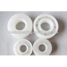 PP POM material 6004 6005 rolamento de esferas de plástico