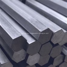 barra hexagonal de acero de aleación