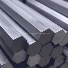 s235jr холоднотянутый шестигранный стальной стержень