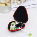 Durable Portable Lightable EVA Earphone Storage Case